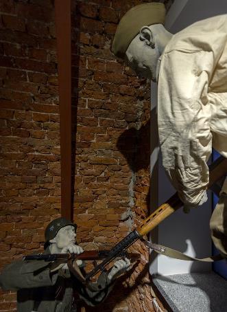 Обновленный музей в Бресткой крепости