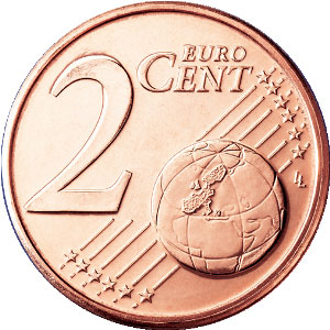 немецкие Монеты Евро