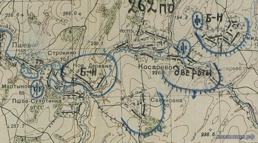 военные карты юго-западного фронта, украина