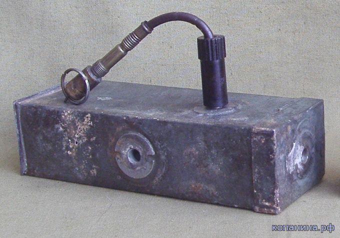 саперный заряд - шашка 1 килограмм