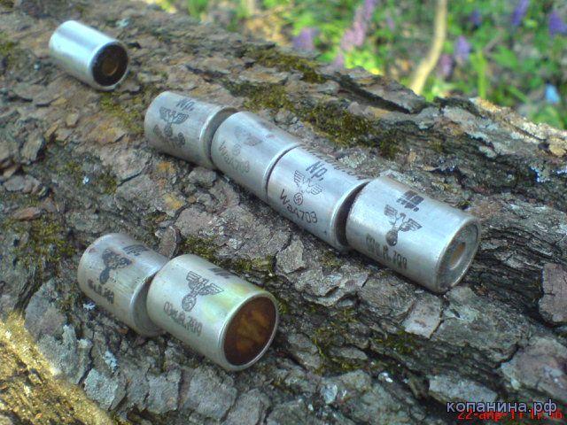 детонатор из панцерфауста kleine zundladung 34 np
