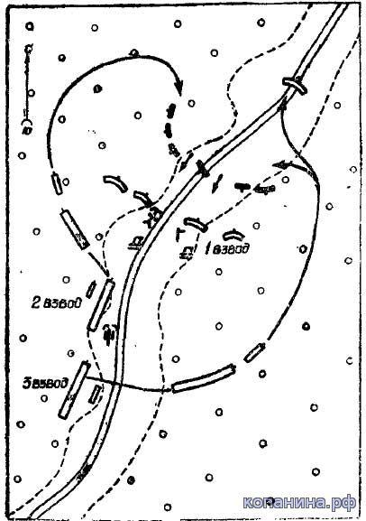 немецкая тактика лесного боя вторая мировая