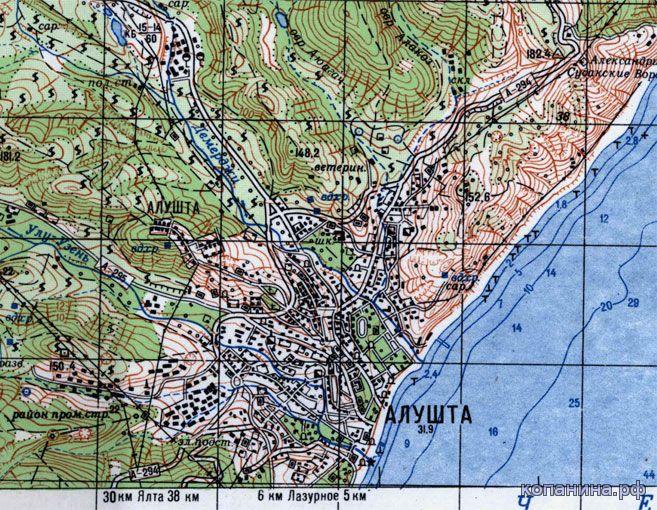 Скачать карту Украины генштаб