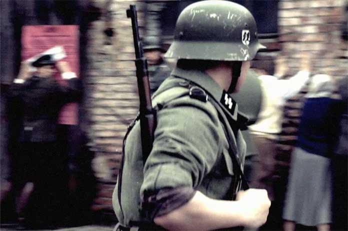 Видеоклип на тему Варшавского восстания 1944 года