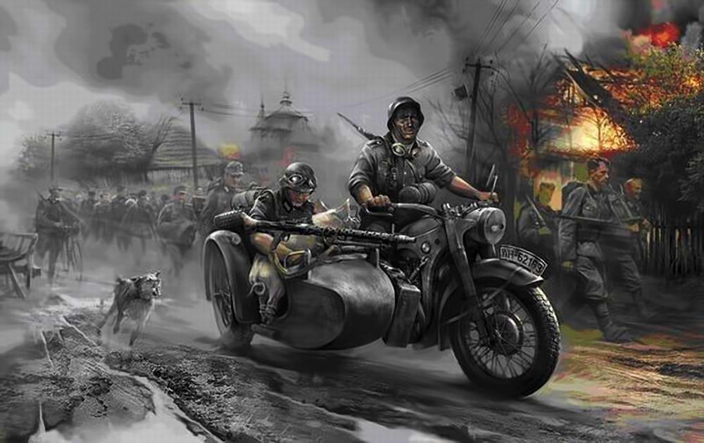 Вермахт во России