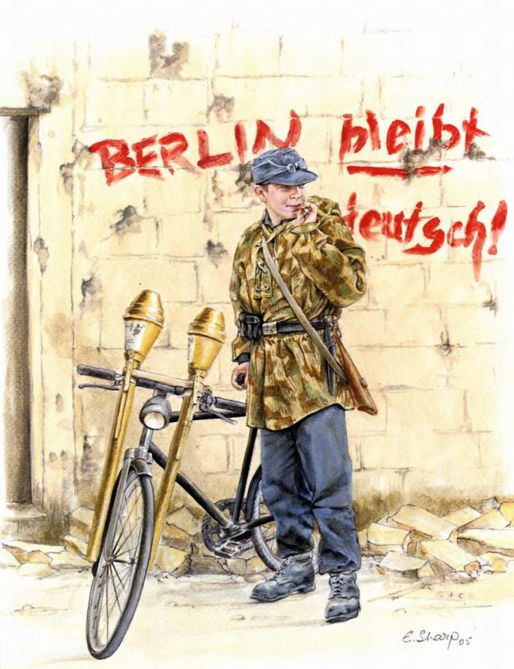 Художники что до великой отечественной войнеБерлин останется немецким