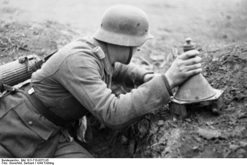 Немецкая ручная противотанковая
