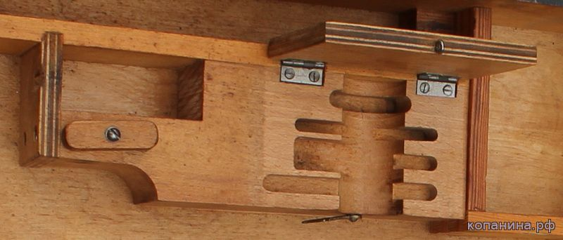 транспортировочный ящик МП38 МП40