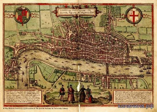 скачать старинные карты и атласы средневековье