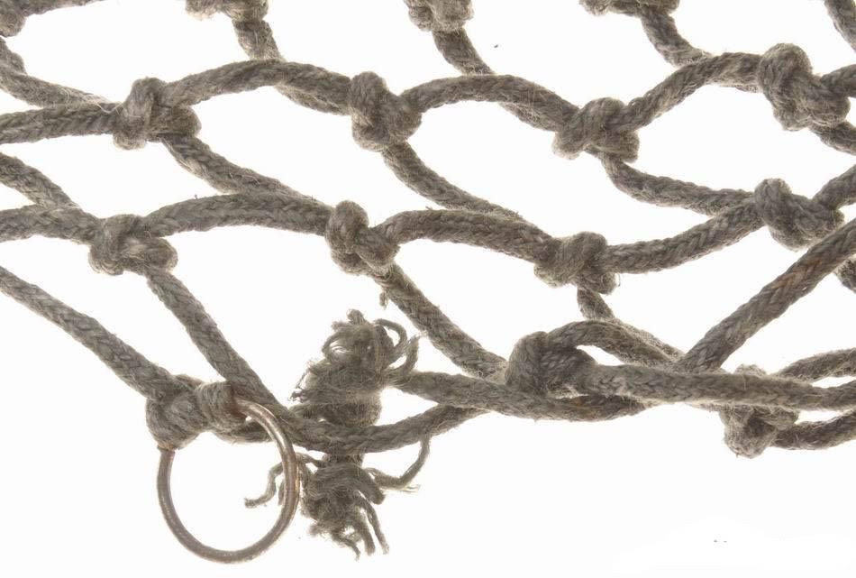 Сетка из веревок 30