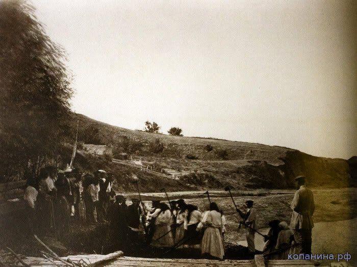 Старинные фотграфии казаков