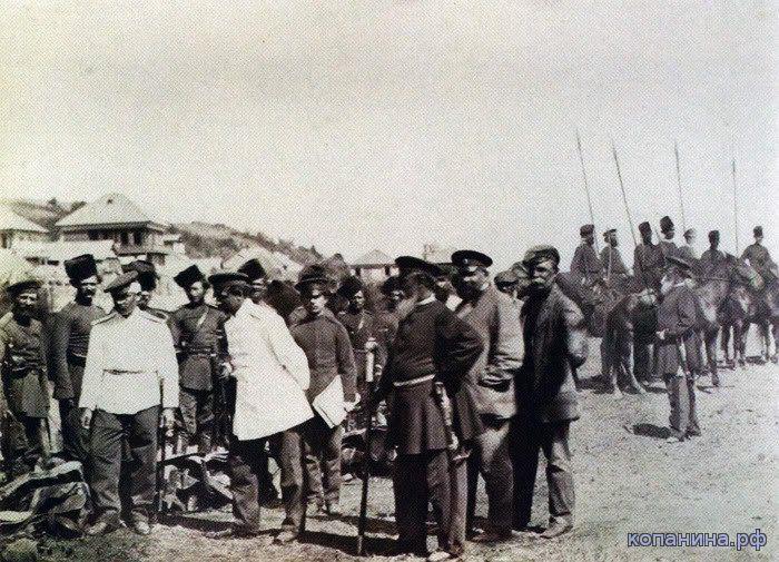 Жизнь казаков до революции в фотографиях
