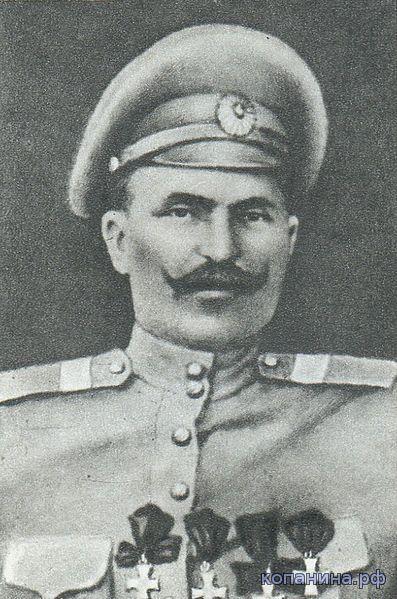 Константин Архипович Трунов