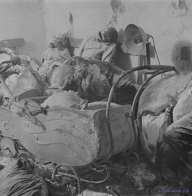 погибшие в бомбоубежище