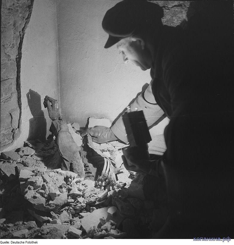 жертвы бомбардировок союзников