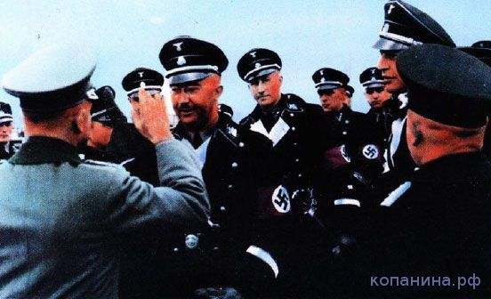 История и униформа СС