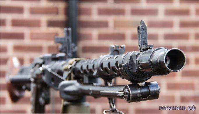 фотографии немецкого оружия второй мировой