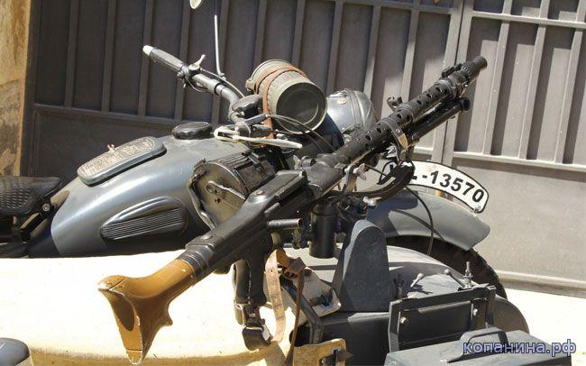 фотографии немецких пулеметов на рабочий стол