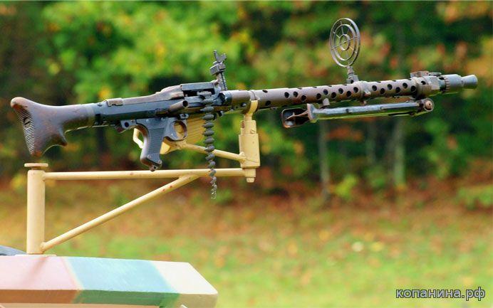 фото немецкого оружия второй мировой
