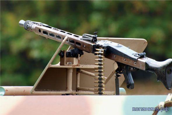 немецкие пулеметы второй мировой