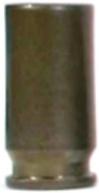 немецкая гильза9 мм парабеллум стальная лакированная