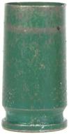 немецкая гильза 9 мм зеленая NAHpatrone для оружие с глушителем