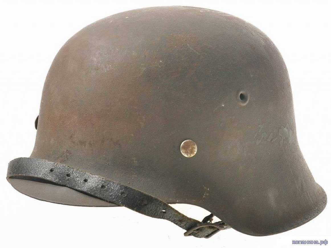 немецкая каска модели 1942