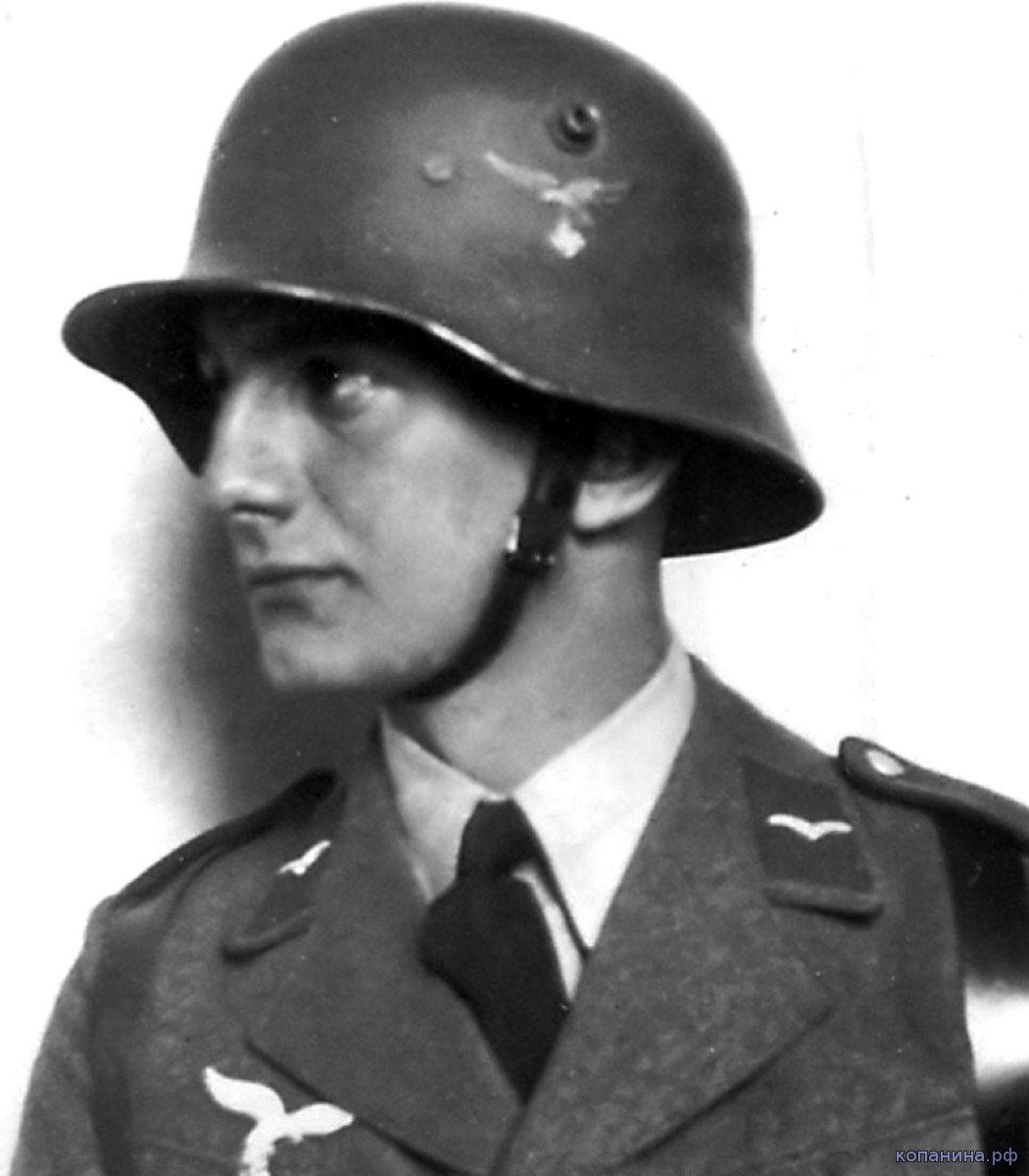 рогатые шлемы люфтваффе