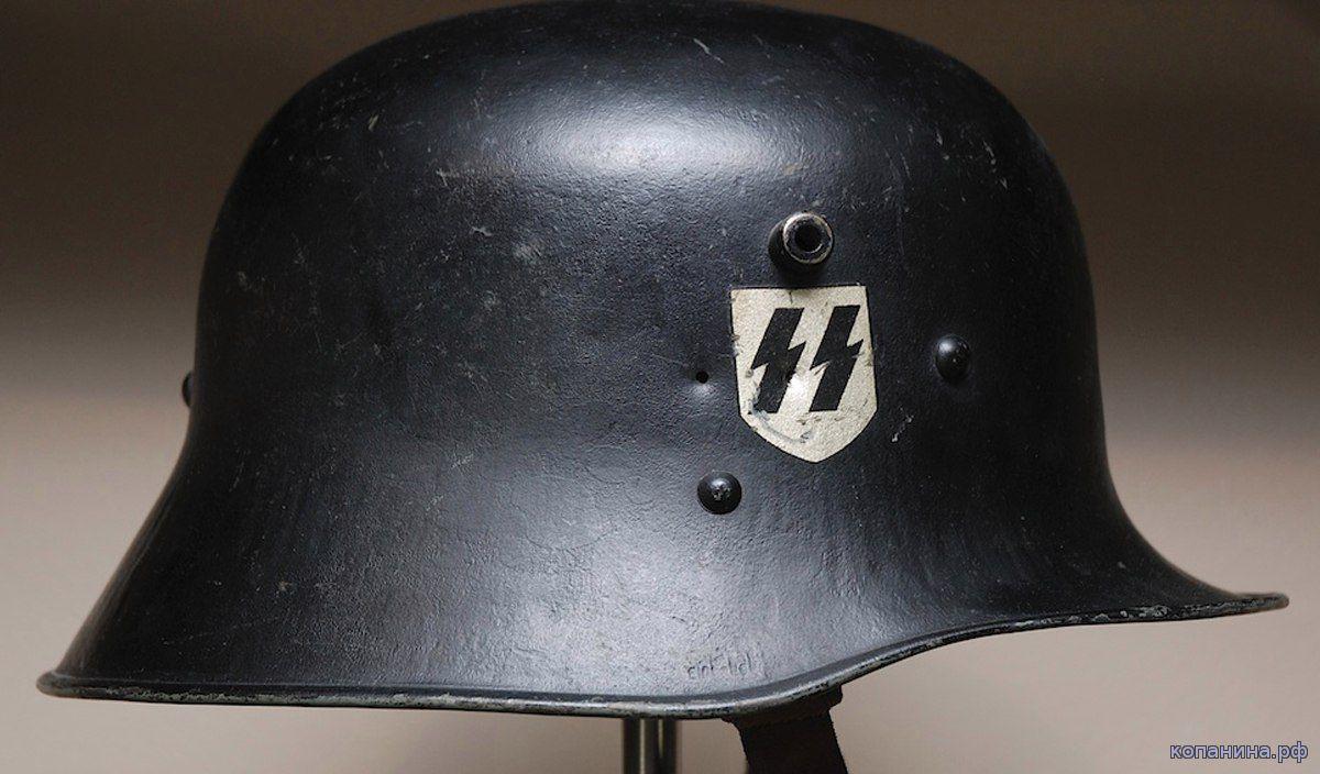 Стальные шлемы сс