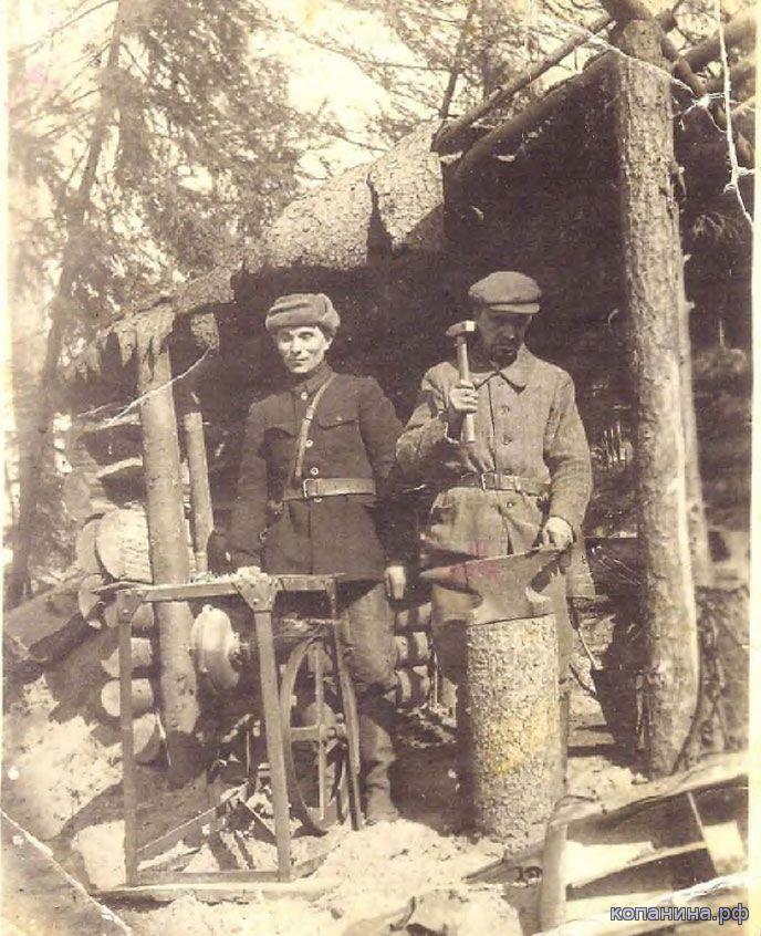 партизанские мастера оружейники