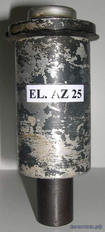 EL AZ 25 Взрыватели авиабомб люфтваффе