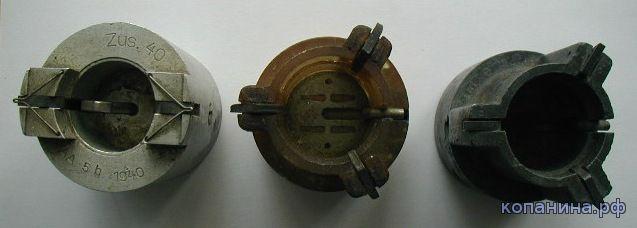 механическое устройство неизлекаемости для авиабомб ZUS40