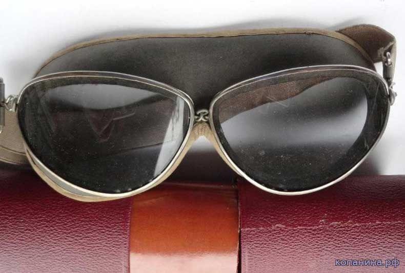 очки летного состава люфтваффе