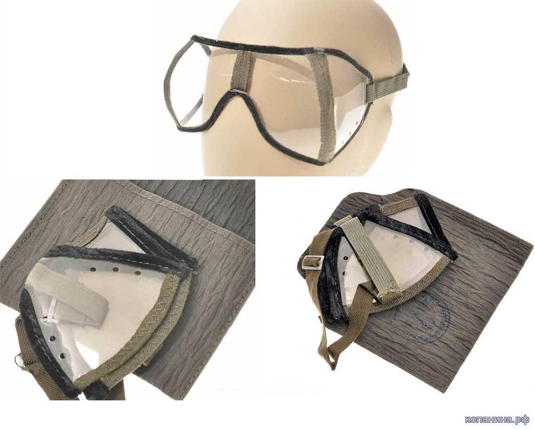 защитные очки для африканского корпуса
