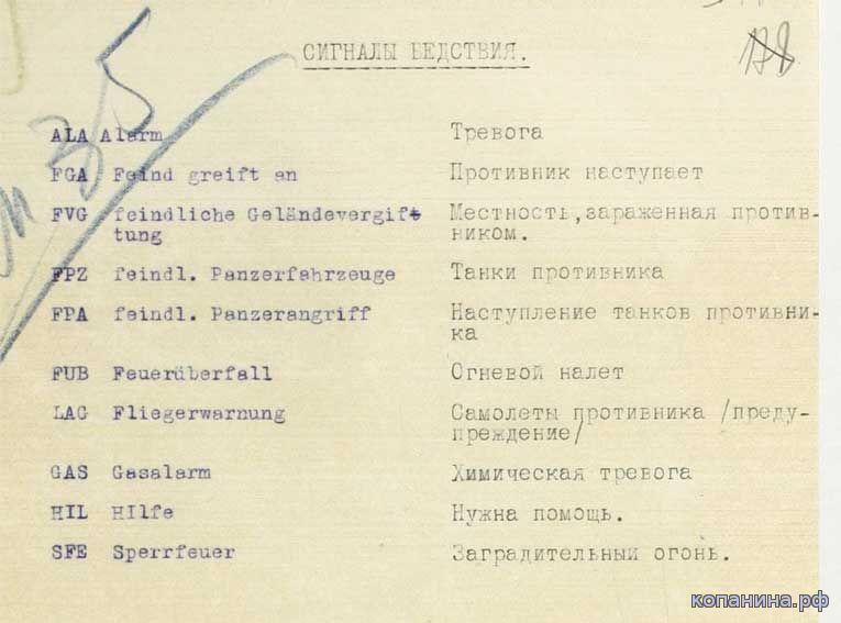 военные документы третий рейх