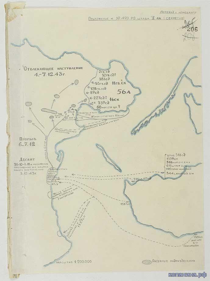 военные карты и документы