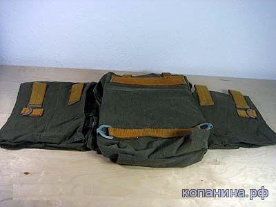 саперный штурмовой ранец
