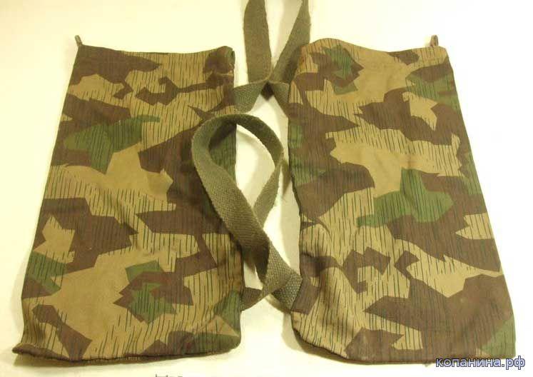 сумки для гранат парашютистов