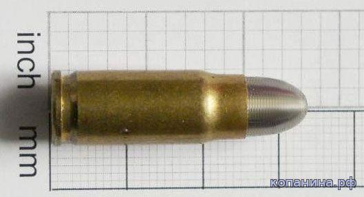 немецкий пистолетный патрон 7.63