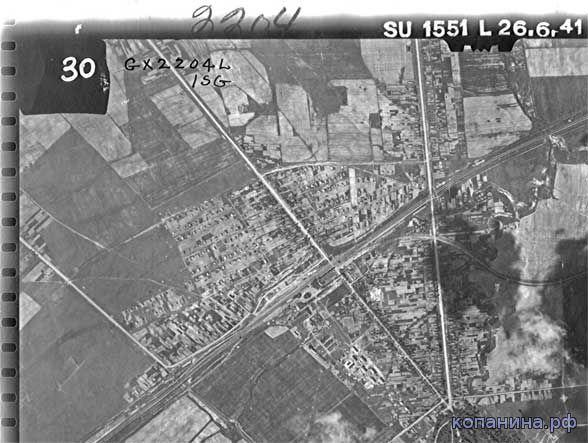 воздушная немецкая сьемка люфтваффе сталинград