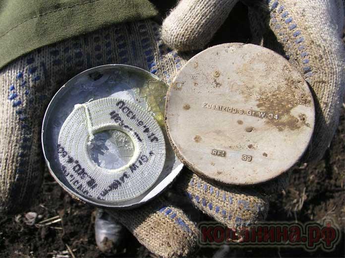 дополнительный заряд к минометным минам