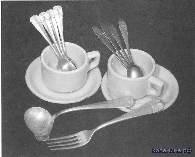 немецкая солдатская посуда