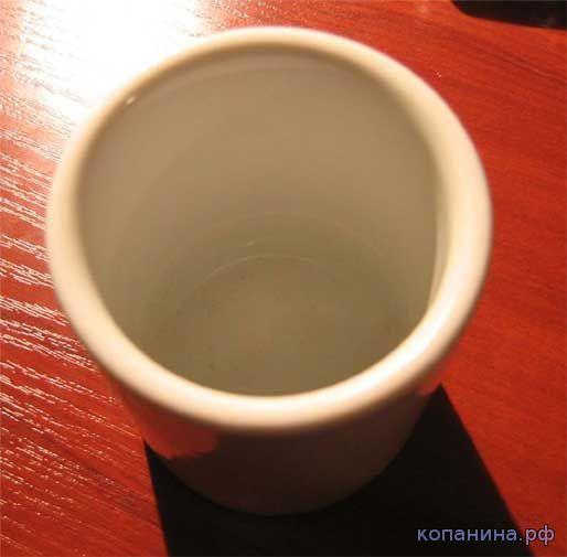 стакан вермахт фарфор
