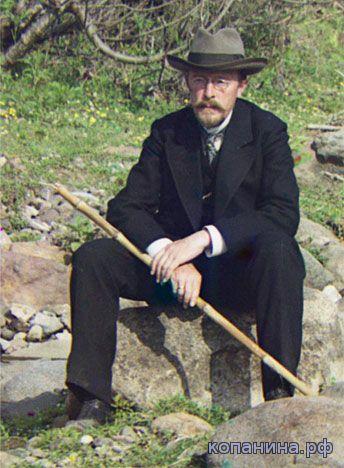 Прокудин-Горский цветные фото российской империи