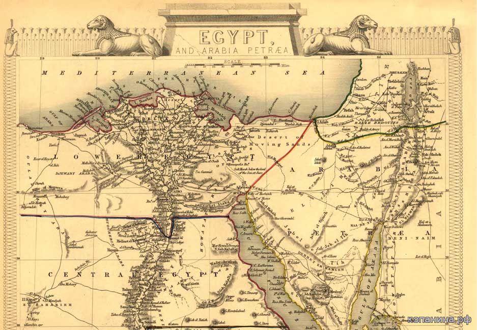 скачать древние карты мира в большом разрешении