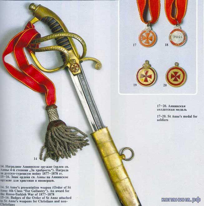 каталог наград орденов медалей