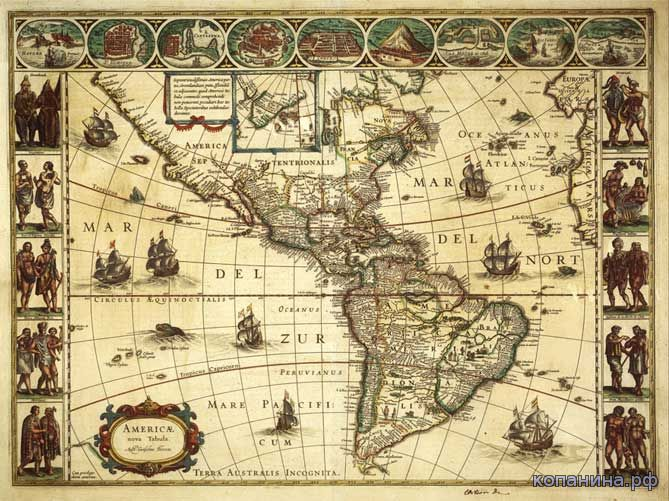 старинные древние карты атласы для печати