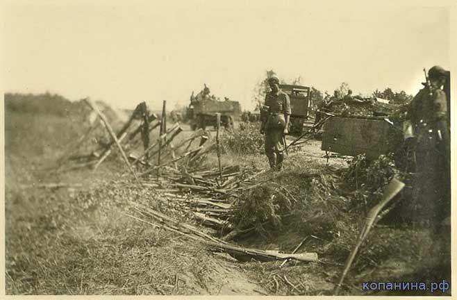торжество вермахта лето 1941