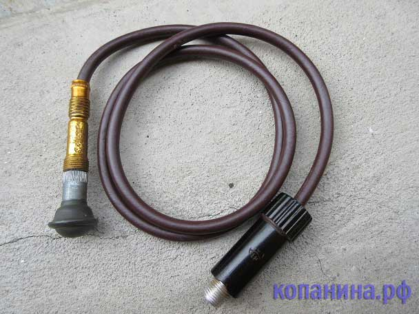 огнепроводный шнур для немецкого подрывного заряда