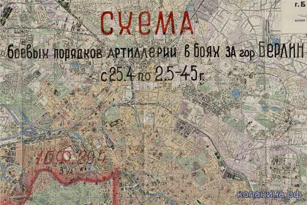 1й украинский фронт карты